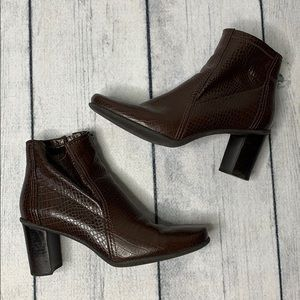 Franco Sarto | Womans ankle boots | EUC